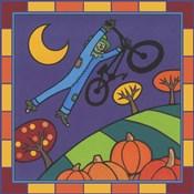 Stitch The Scarecrow Bike 2