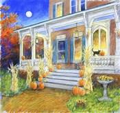 Halloween Porch