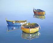 3 Boats Blue 3