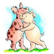 Hogs 'n' Kisses