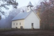 Primitive Baptist Church Fog