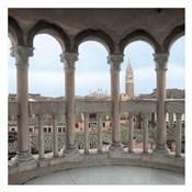 Arches with Campanile Vista