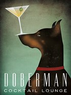 Doberman Martini