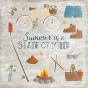 Summer Sunshine I