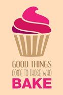 Good Things Come To Those Who Bake- Strawberry