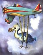Lazy Bird W Dodo