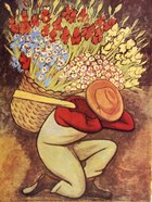 Vendedora de Flores