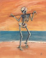 Skelly Dancer No. 11