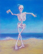 Skelly Dancer I