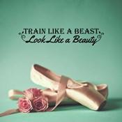 Train Like A Beast Color