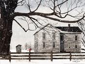 A Little Snow House