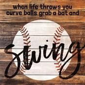 Grab a Bat and Swing