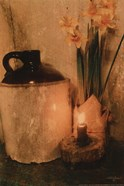 Daffodils by Candlelight