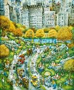 Central Park Sunday