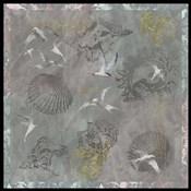 Foggy Sea Terns