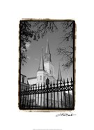 St. Louis Cathedral, Jackson Square II