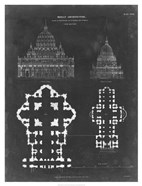 Plan & Elevation for St. Peter's & St. Paul's