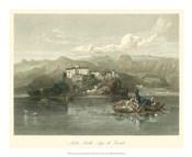 Isola Lecchi, Lago di Guarda, Italy