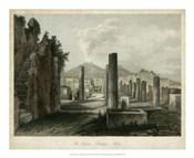 The Forum- Pompeii, Italy