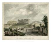 Temple of Theseus- Athens, Greece