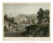 Theatre- Pompeii, Italy
