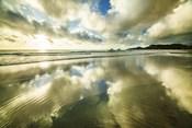 Kailua Beach Gold Streaks