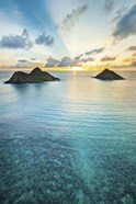 Lanikai Rainbow Sunrise