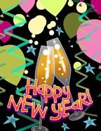 New Years Bubbly