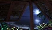 Tropical Dream Moon View