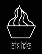 Let's Bake - Dessert V Black