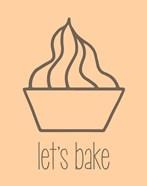 Let's Bake - Dessert V Creme