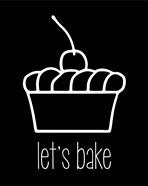 Let's Bake - Dessert I Black