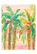 Sunset Palms 3