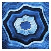 Blue Agate rings