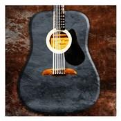Rustic Acoustic Guitar