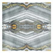 Kaleidoscope Gold And Grey