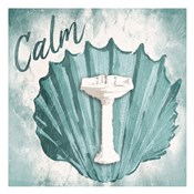 Calm Shell Sink