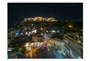 Greece Athens Acropolis Night 2