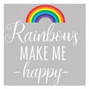 Rainbow Happy