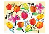 Full Floral Ink