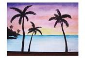 Tropical Palms 1
