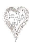 Heart Love Your Wild 2