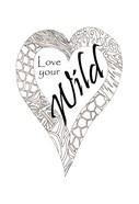 Heart Love Your Wild 1
