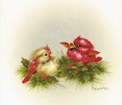 Cardinals And Holly