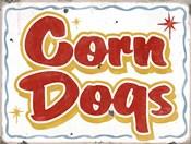 Corn Dogs Distressed
