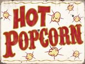 Hot Popcorn Distressed