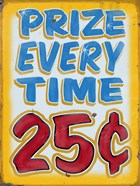 Prize Every Time Distressed