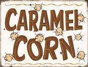 Caramel Corn Distressed