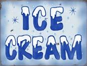 Ice Cream Distressed