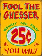 Fool The Guesser Distressed
